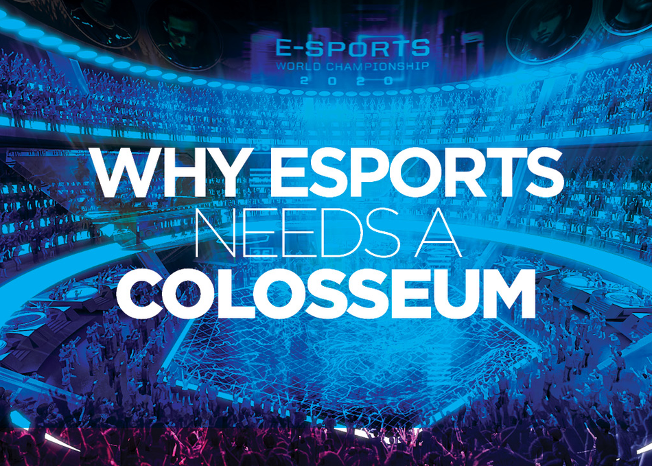 Back to the Future: Why eSports Needs a Colosseum