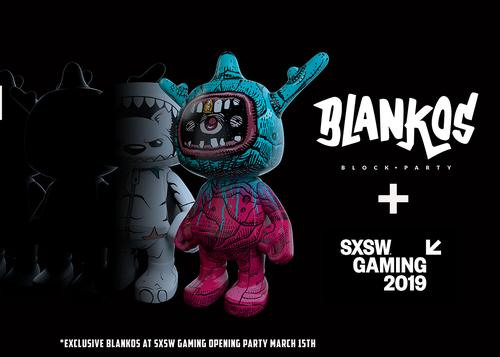 SXSW Gaming Opening Party Presented by Blankos Block Party