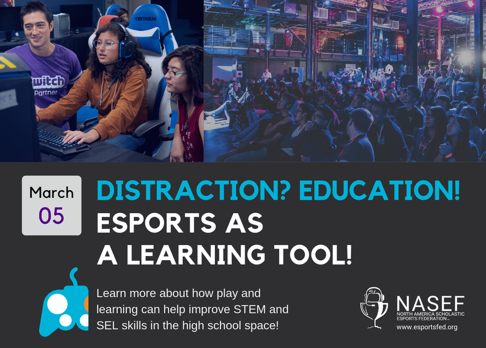 Distraction? Education! Esports as a Learning Tool