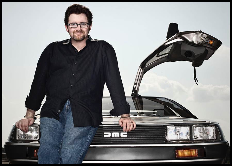 A Conversation with Ernest Cline