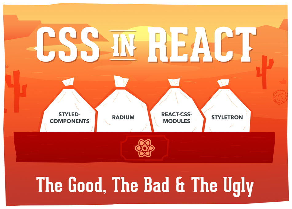 CSS in React: The Good, The Bad, and The Ugly