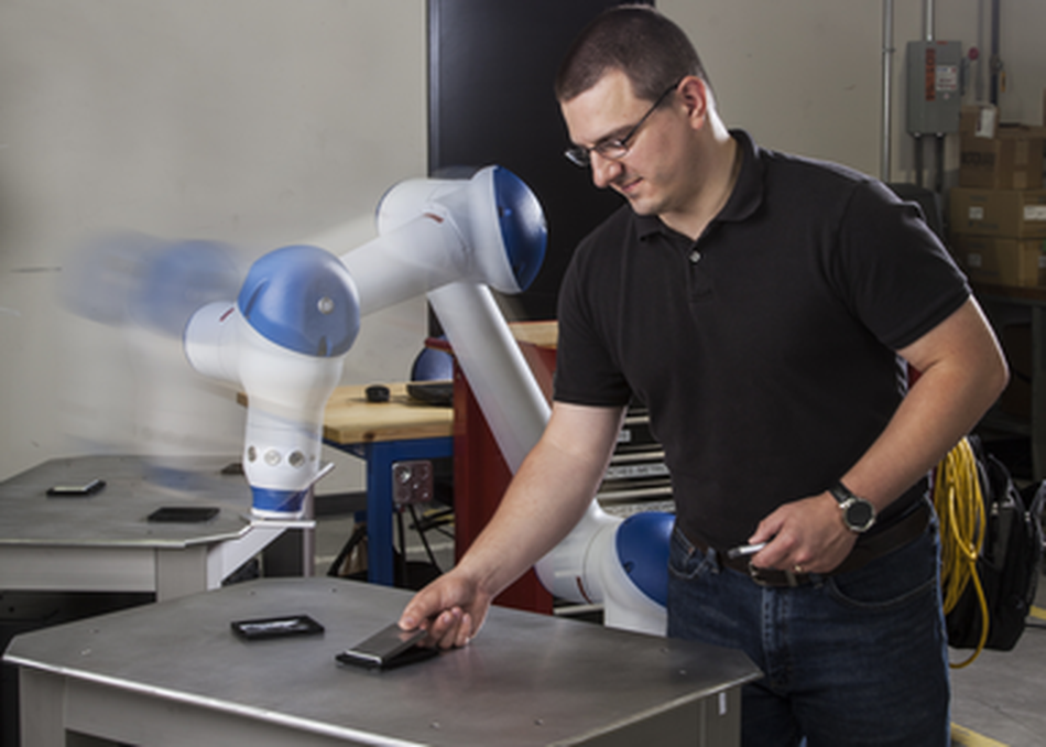 Democratizing the Industrial Robot