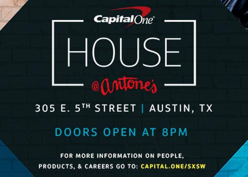 Capital One House at Antone's