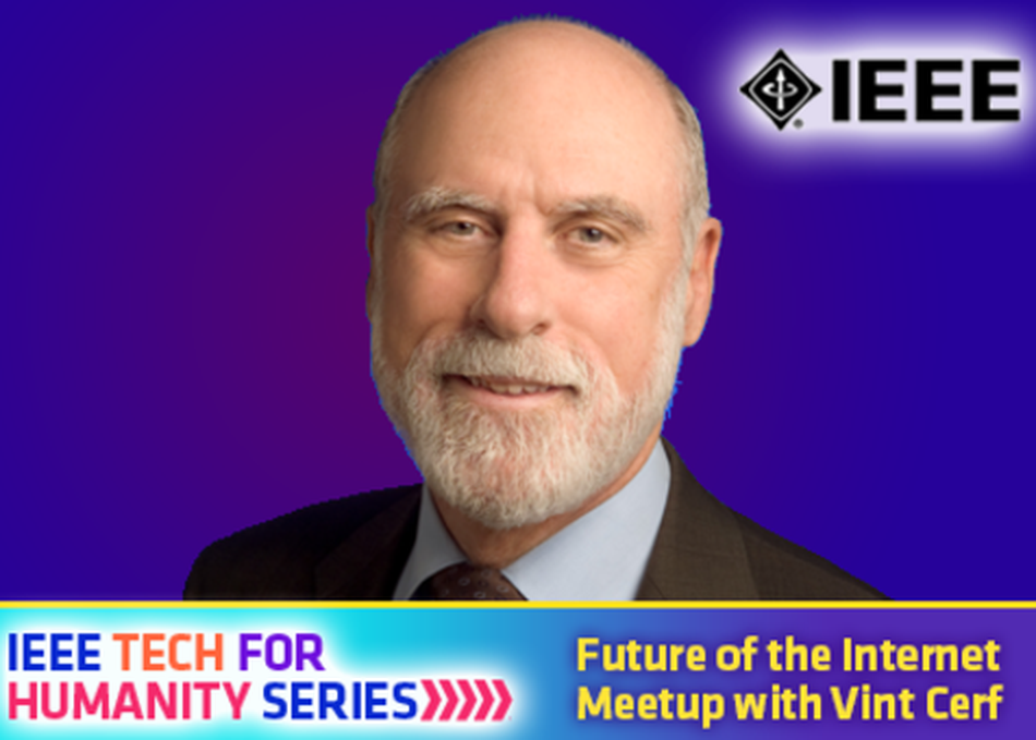 IEEE and PCI Future of the Internet Meetup