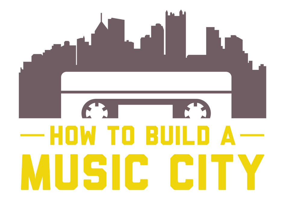 How To Build A Music City - The Launch