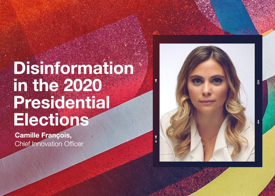 Featured Session: Disinformation in the 2020 Presidential Elections