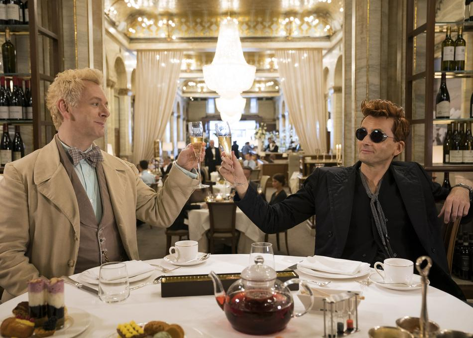 Good Omens: The Nice and Accurate SXSW Event
