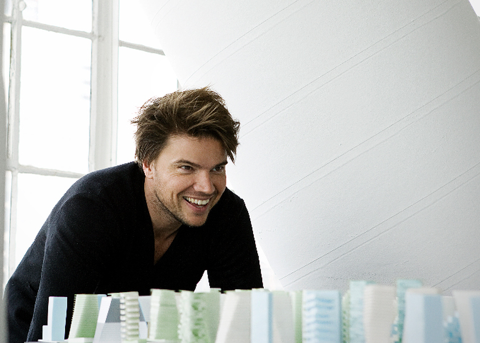 Featured Speaker: Bjarke Ingels