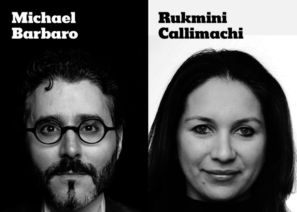 Featured Session: Michael Barbaro + Rukmini Callimachi
