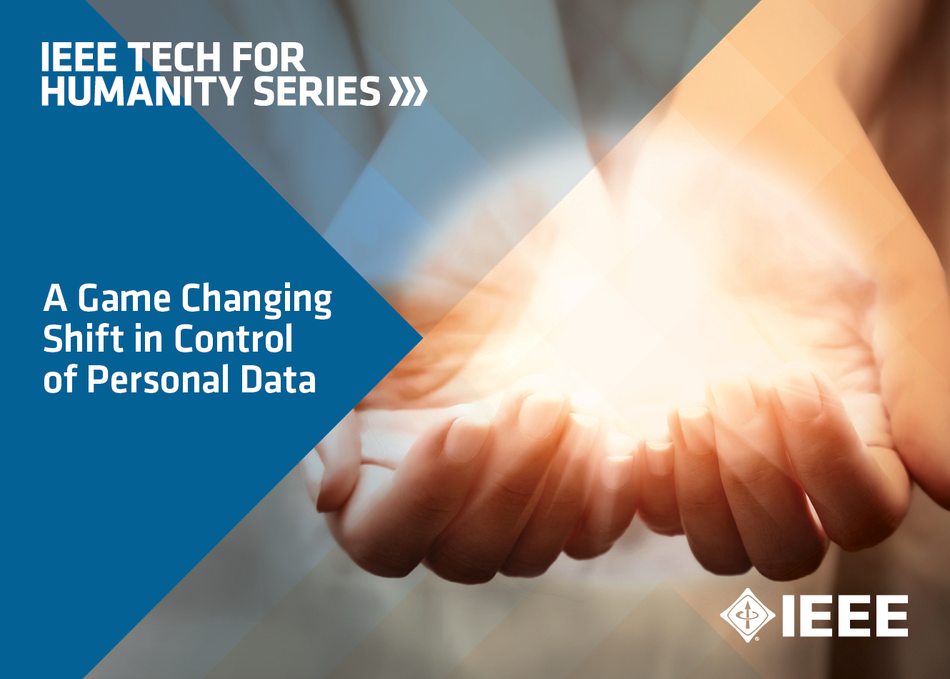 A Game-Changing Shift in Control of Personal Data