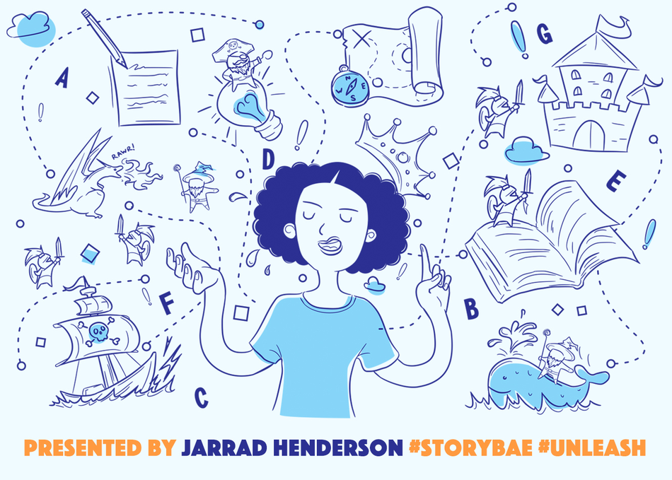 The Shape of Stories: Unleash Your :60 Storyteller