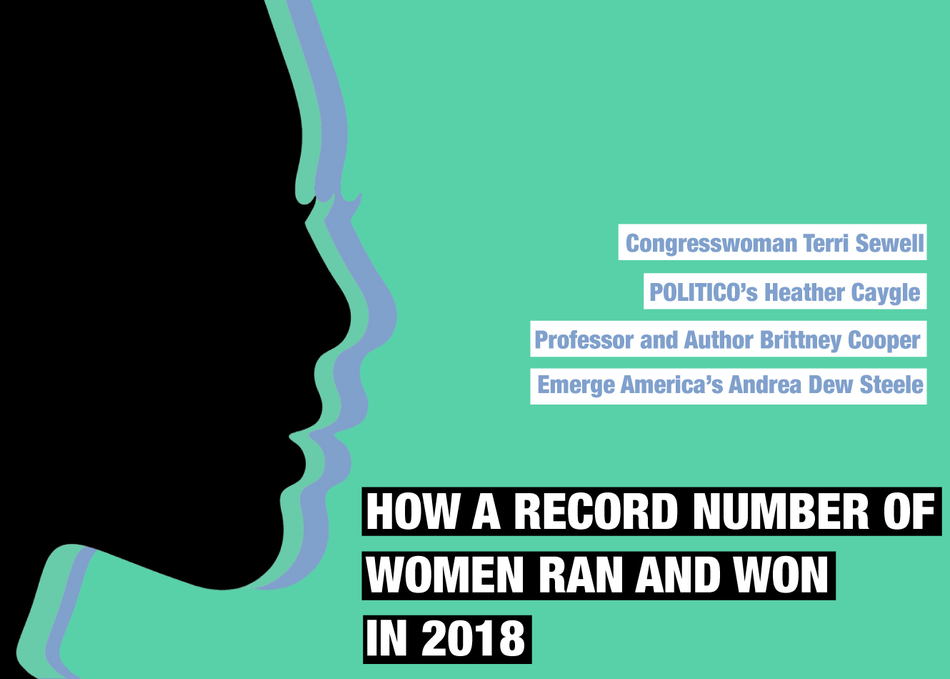 How a Record Number of Women Ran and Won in 2018