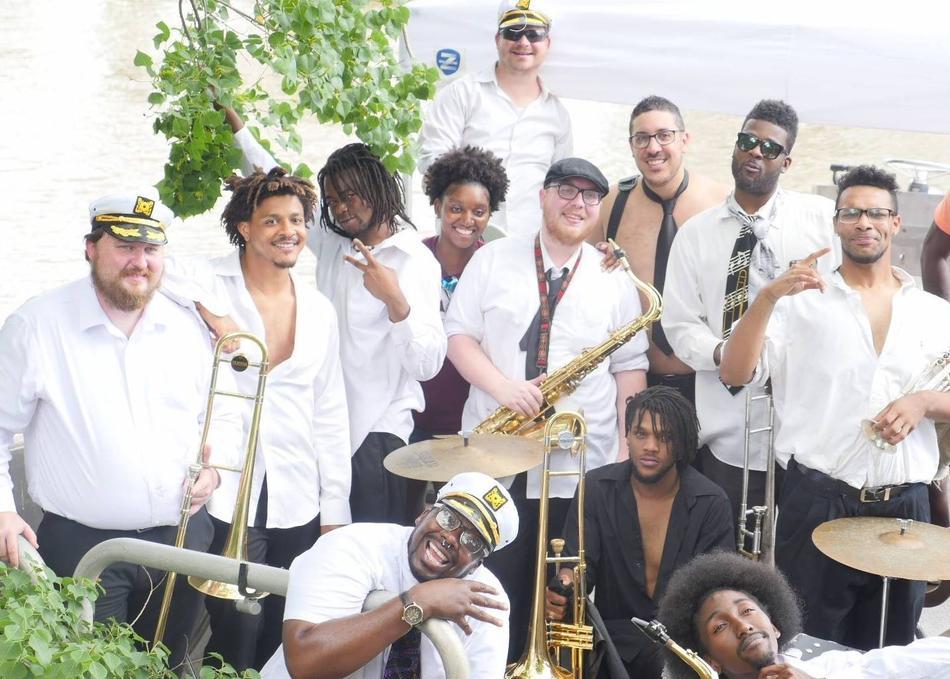 New Natives Brass Band