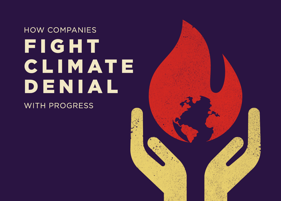 How Companies Fight Climate Denial With Progress