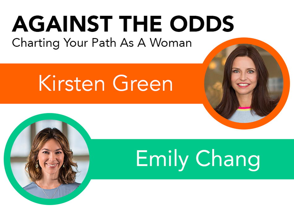 Against the Odds; Charting Your Path as a Woman