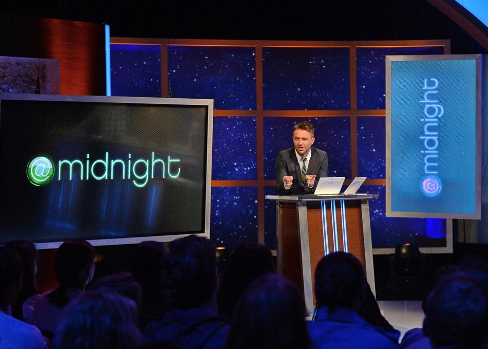 @midnight with Chris Hardwick Live!