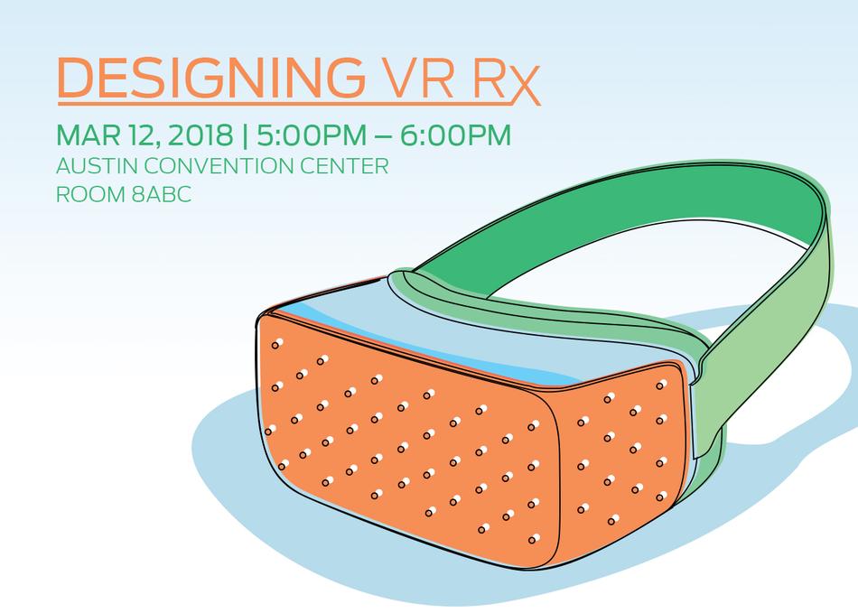 Designing VR Rx
