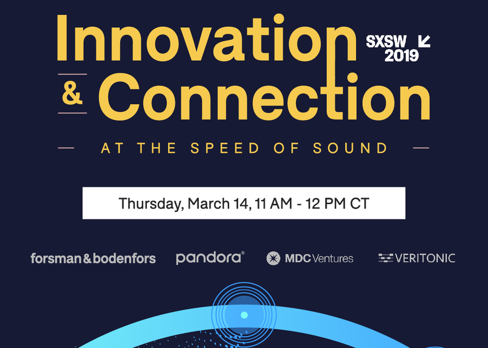 Innovation and Connection at the Speed of Sound