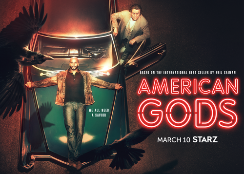 American Gods: House of the Gods