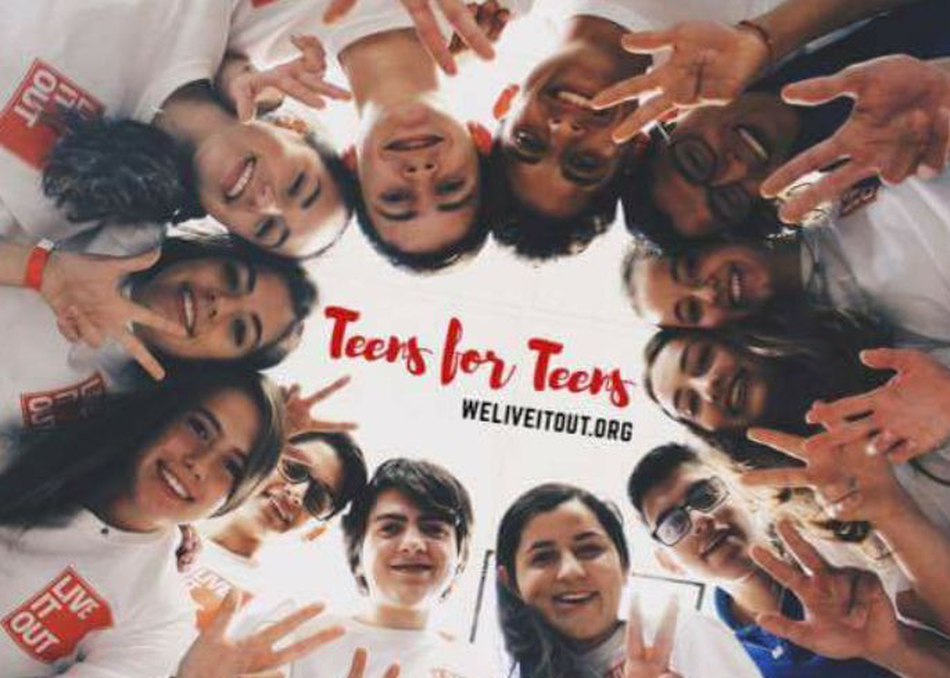 A New Approach to Reduce Dropouts: Teens for Teens