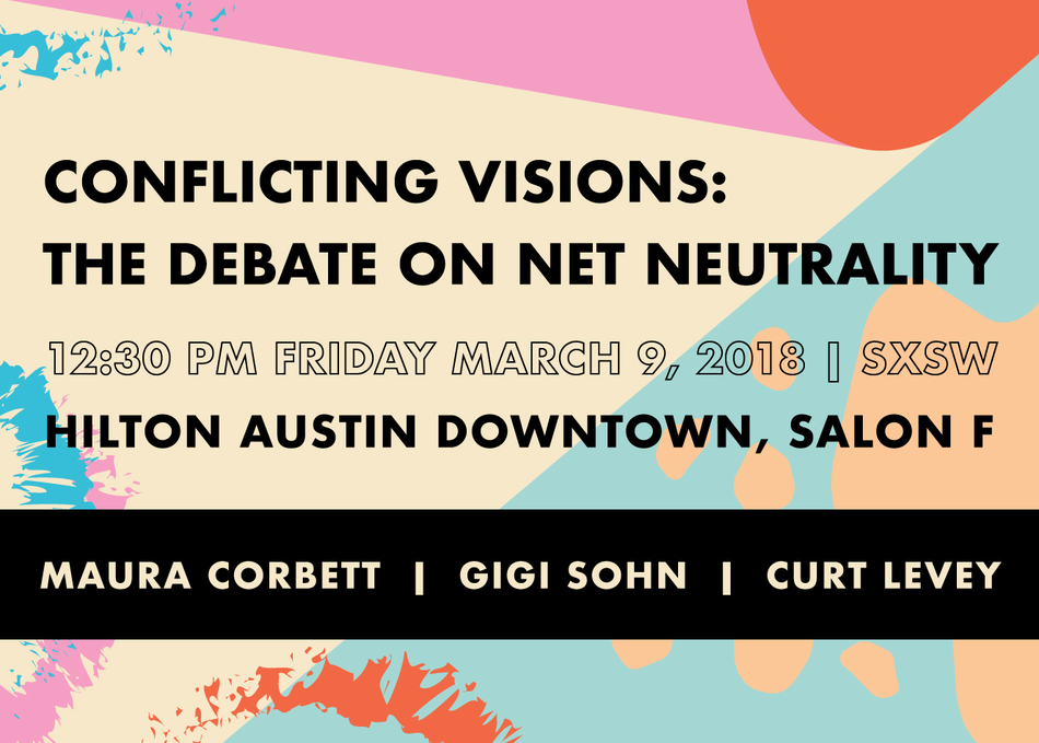 Conflicting Visions: The Debate on Net Neutrality