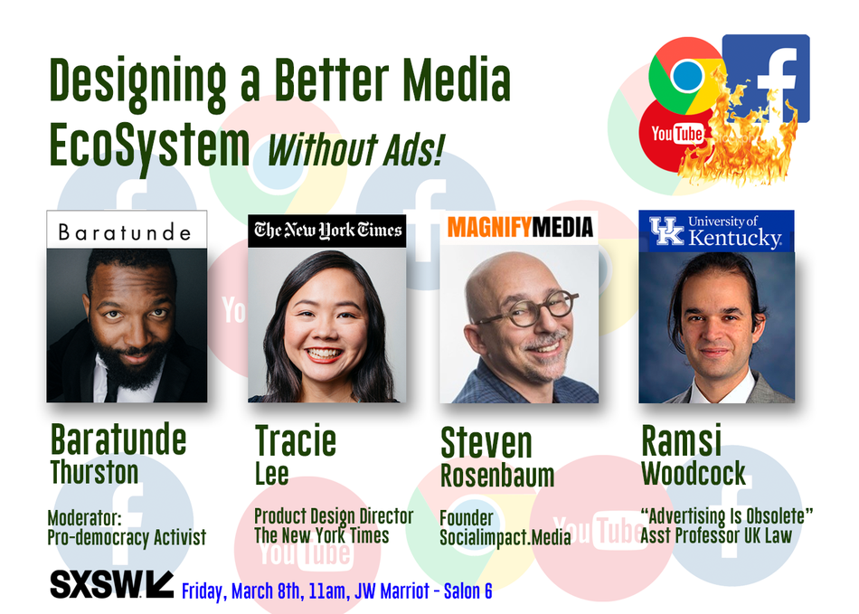 Designing a Better Media EcoSystem Without Ads