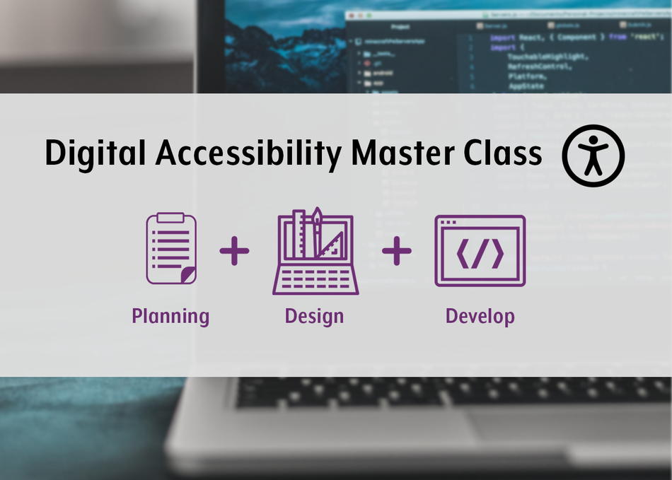 Digital Accessibility Master Class