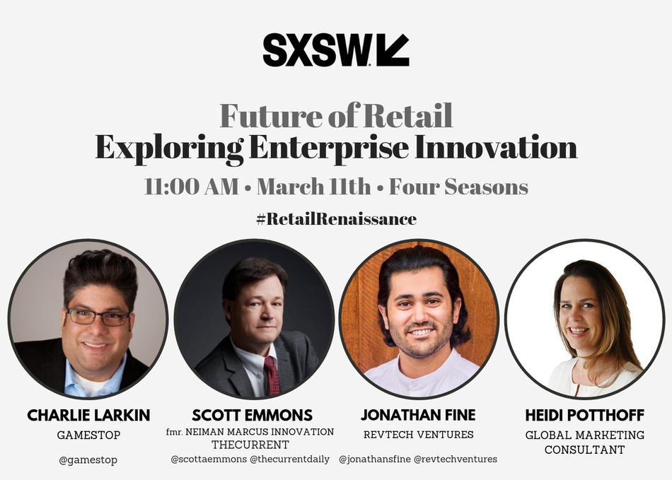 Future of Retail - Exploring Enterprise Innovation