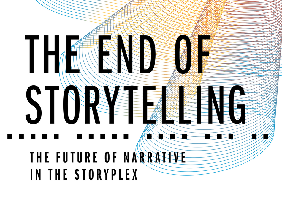 End of Storytelling: Future of Immersive Narrative