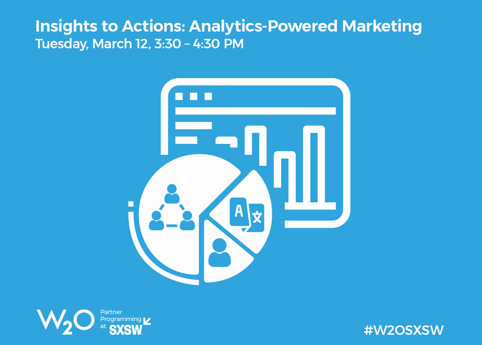 Insights to Actions: Analytics-Powered Marketing