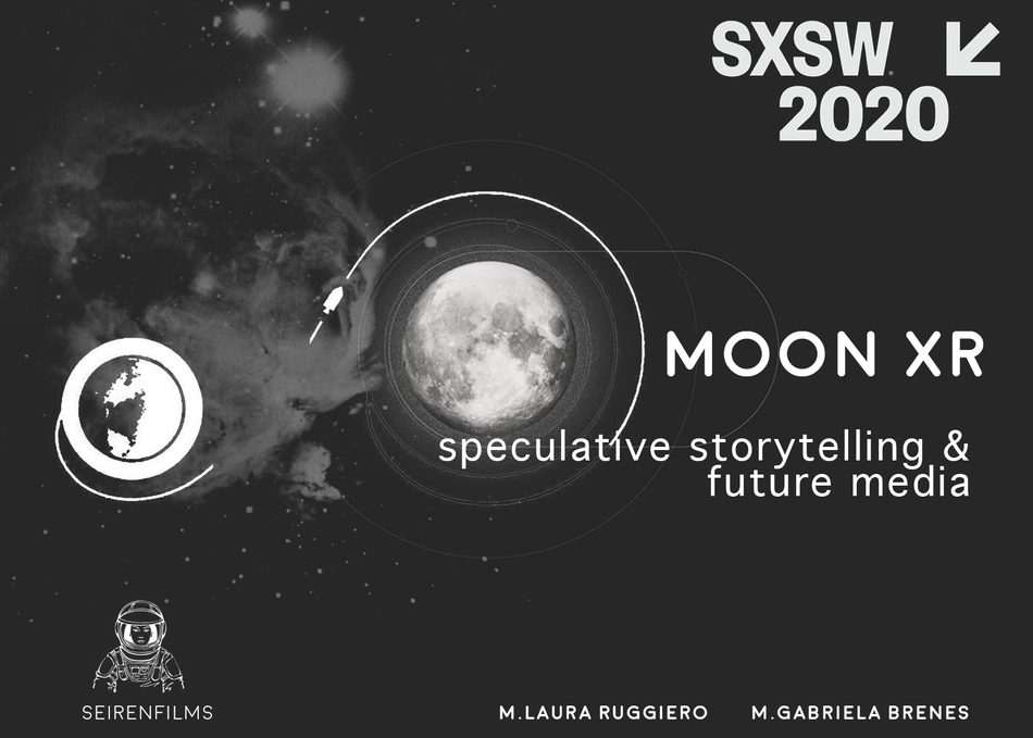 Moon XR: Speculative Storytelling and Future Media