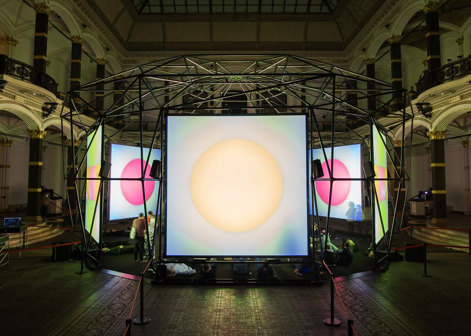 ISM Hexadome Program 3: Holly Herndon & Matthew Dryhurst / CIFIKA & MOTHER / Peter Van Hoesen & Heleen Blanken