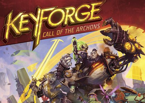 KeyForge: Call of the Archons Tournament (Constructed | Elimination)