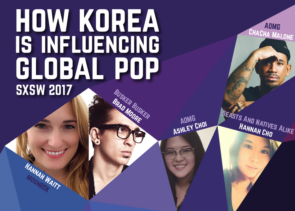 How Korea is Influencing Global Pop