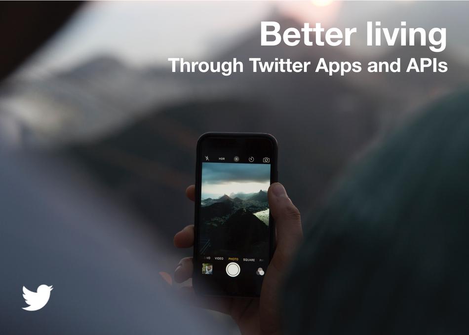 Twitter API workshop