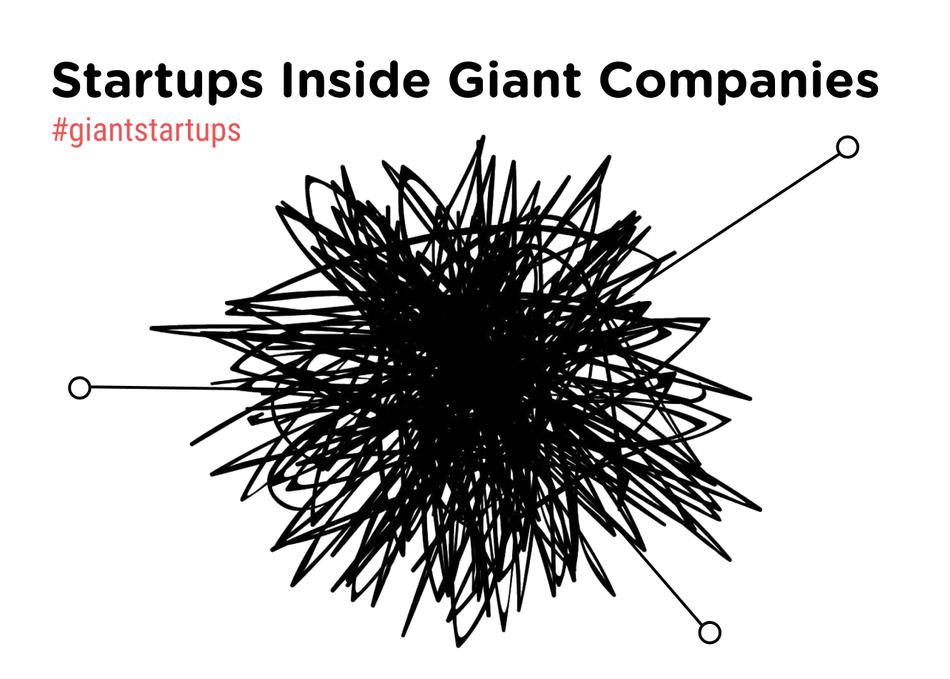Startups Inside Giant Companies Meet Up