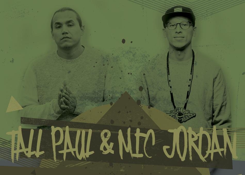 Tall Paul/Mic Jordan