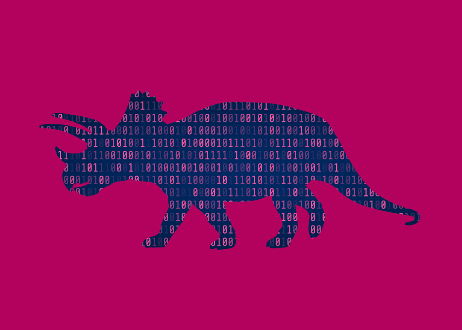 Codeasaurus: Keeping an Edge With Old Tech