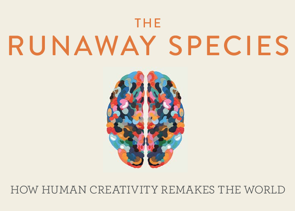 The Runaway Species: How Creativity Remakes the World