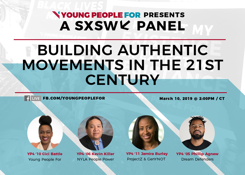 Building Authentic Movements in the 21st Century