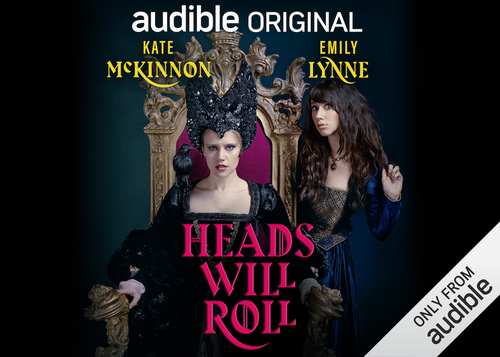 "Audible presents The Night Realm Tavern of ""Heads Will Roll"""
