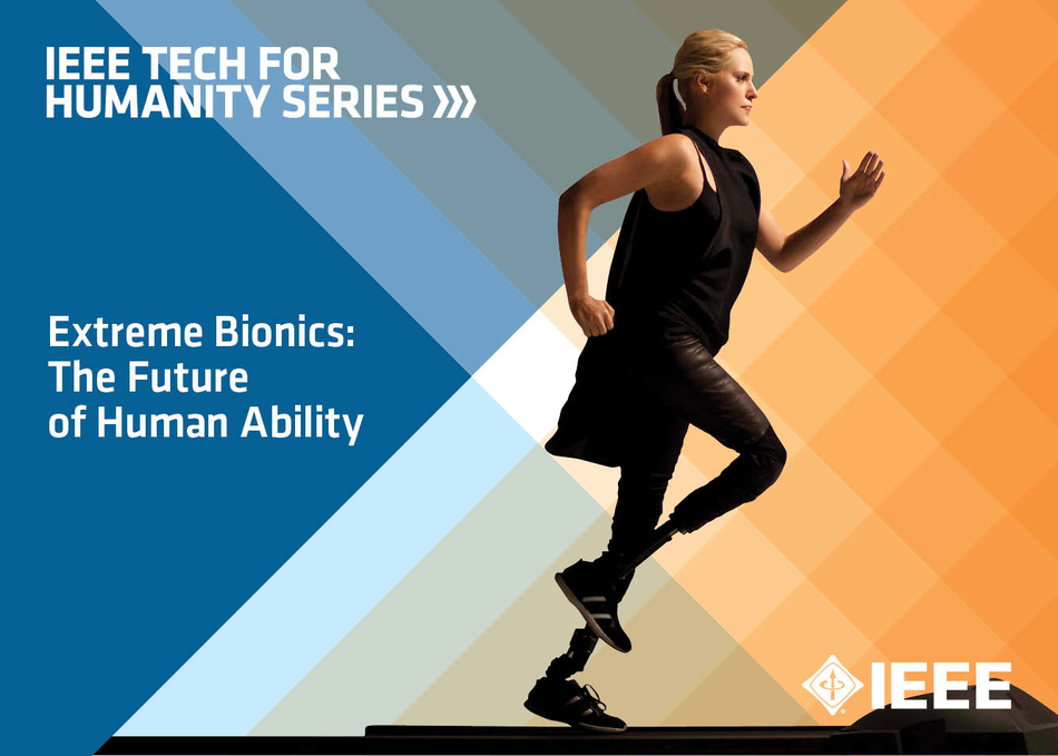 Extreme Bionics: The Future of Human Ability