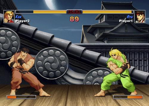 Super Street Fighter II Turbo Friday Tournament