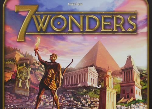 7 Wonders Tournament