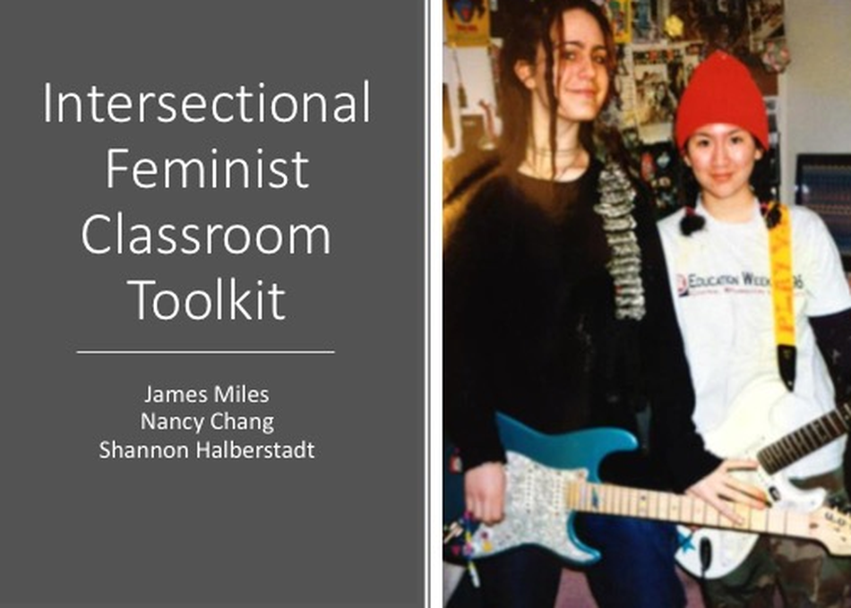 Intersectional Feminist Lens Classroom Toolkit