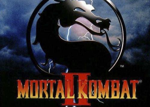 Mortal Kombat II - Mortal Tombat