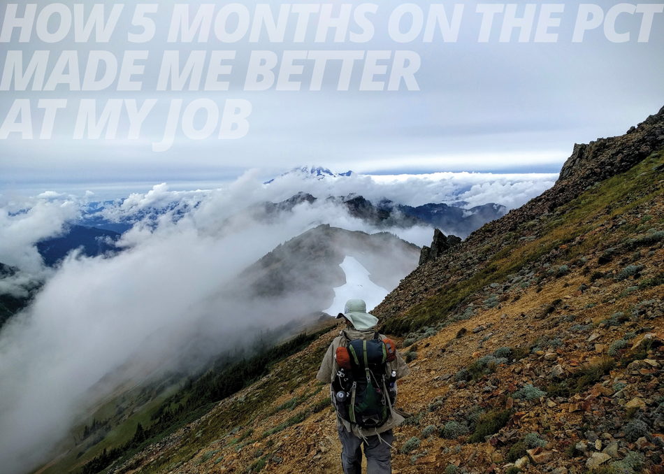 How 5 Months on the PCT Made Me Better at My Job