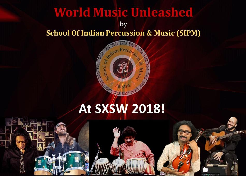 """World Music Unleashed"" by SIPM"