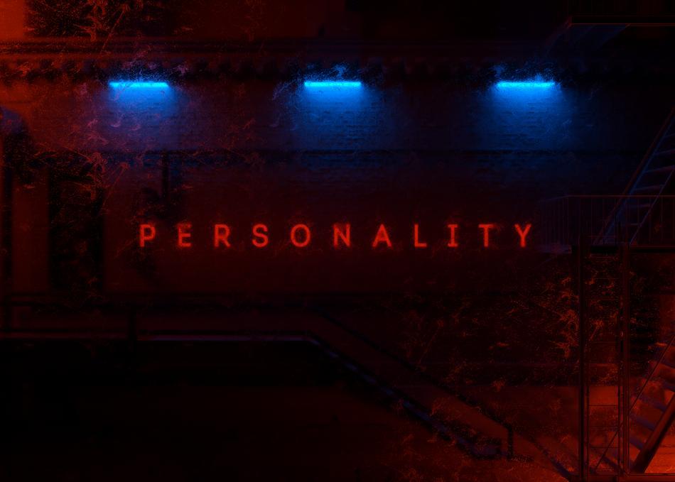 Personality (Şahsiyet)