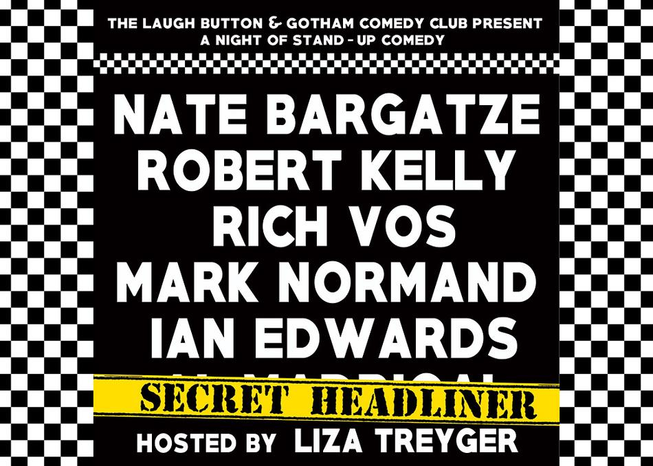 Laugh Button Live with Gotham Comedy